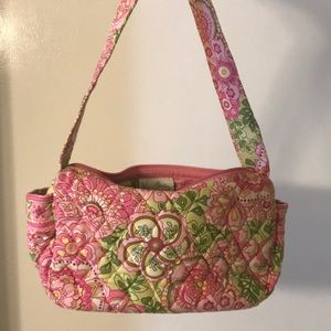 Vera Bradley Retired Petal Pink Small Handbag